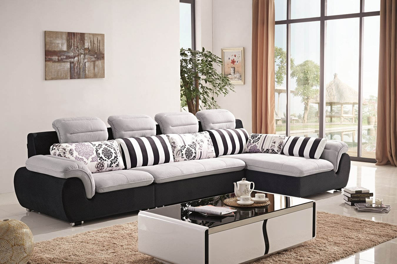 Designer Sectional Sleeper Sofa used office furniture online