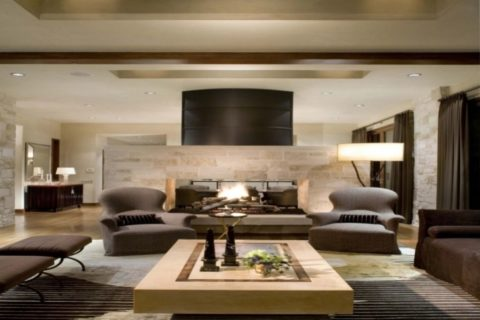 Compact Living Rooms Require Unique Design and style Considerations