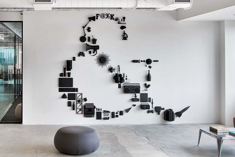 Unique Forms of Wall Decor