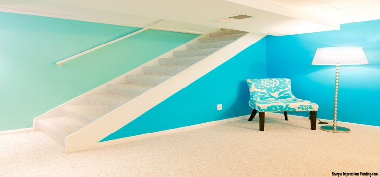 Selecting the Right Color Scheme for Your Finished Basement