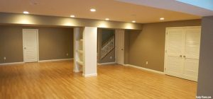 The Benefits of Finished Basements