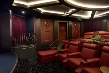 Home Theater Room Design - Essential Tips