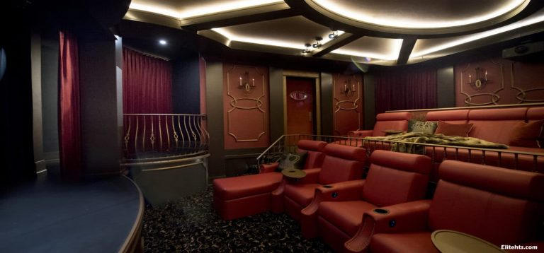 Home Theater Room Design – Essential Tips