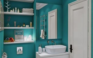 Advantages and Application of Teal Color in Residential Interiors