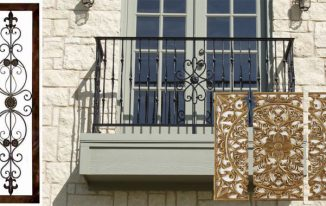 Wrought Iron Wall Decor – A Fashionable Home Accessory