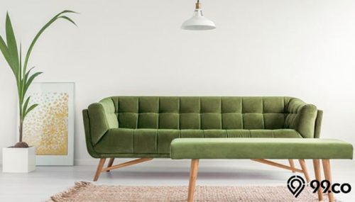 Beauty of Color Olive for Home