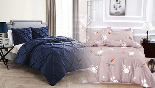 Comfortable and Chic Microfiber Bedding For the Modern Home